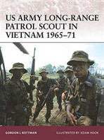 Warrior US Army Long-Range Patrol Scout in Vietnam 1965-71 Osprey Publishing