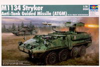 M-1134 Stryker Anti-Tank Guided Missile (ATGM) (New Variant) 1/35 Trumpeter