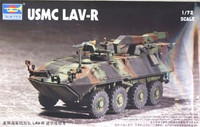 USMC Light Armored Vehicle Recovery (LAV-R) 1/72 Trumpeter