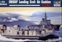 JMSDF Landing Craft/Air Cushion (LCAC) 1/72 Trumpeter