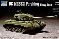 M-26E2 Pershing Heavy Tank 1/72 Trumpeter