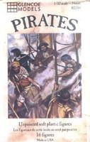 Pirates Figure Set (16) 1/32 Pirates