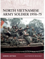 Warrior North Vietnamese Army Soldier 1958-1975 Osprey Publishing