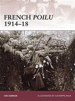 Warrior French Poilu 1914-1918 Osprey Publishing