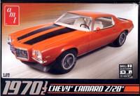 1970-1/2 Camaro Z28 1/25 AMT