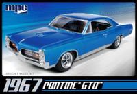 1967 Pontiac GTO 1/25 MPC