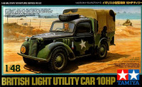 British 10HP Light Utility Car 1/48 Tamiya