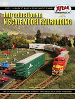 N Intro. to N Scale Model Railroad Book