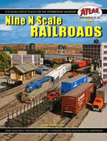 N Nine N Scale Railroads Book