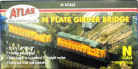 N Plate Girder Bridge Atlas Trains