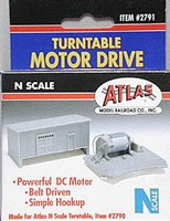 N Turntabe Motor Drive Unit Atlas Trains