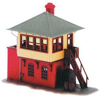 Signal Tower N Scale  Atlas Trains