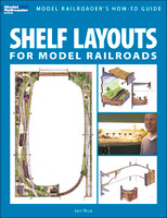 How-To-Guide Shelf Layouts for Model Railroads Kalmbach Books