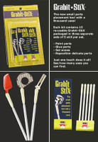 Grabit-Stix Tool (for working w/small parts) (15 pc) Scale Motorsport