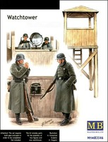 'Watchtower': Guards on Duty 1/35 Master Box