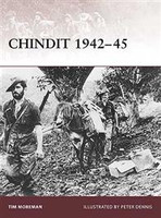 Warrior Chindit 1942-1945 Osprey