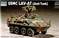 USMC LAV-AT Light Armored Anti-Tank Vehicle 1/72 Trumpeter