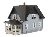 Kim's Classic 1920's American Home Kit N Scale Atlas Trains