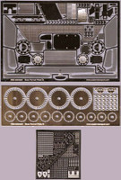 Enzo Ferrari Photo-Etch Detail Set (For TAM) 1/24 Scale Motorsport