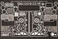 Porsche 956 Photo-Etched Detail Set (For TAM) 1/24 Scale Motorsport