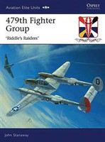 Aviation Elite 479th Fighter Group Riddle's Raiders Osprey Books