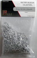 Multi-Scale Small Grey Bricks Pegasus