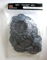 Multi-Scale for 1/72-Crater 5pc Set, Pre-Painted (Vacu-Formed Plastic Molded in Grey) Pegasus