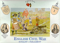 English Civil War Royalist vs. Parliament (16) 1/32 Call to Arms