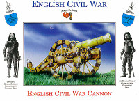 English Civil War Cannon (1) 1/32 Call to Arms