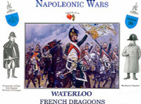 Napoleonic Wars French Dragoons (8) 1/32 Call to Arms