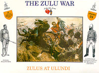 The Zulu War Zulus At Ulundi (16) 1/32 Call to Arms