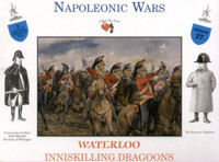 Napoleonic Wars Waterloo Inniskilling Dragoons (8) 1/32 Call to Arms