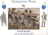 Napoleonic Wars Waterloo Dutch Infantry (16) 1/32 Call to Arms