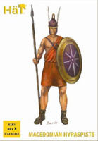 Ancients Macedonian Hypaspists (48) 1/72 Hat