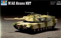 M1/A2 Abrams Main Battle Tank 1/72 Trumpeter