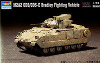 M2-A2 ODS/ODS-E Bradley Fighting Vehicle 1/72 Trumpeter