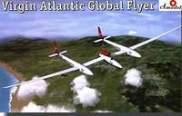 Virgin Atlantic Global Flyer 1/72 A-Model