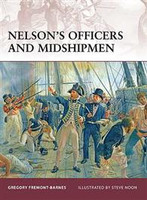 Warrior Nelson's Officers & Midshipmen