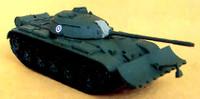 T55 Finland Tank w/BTU55 (Assembled) 1/144 Pegasus