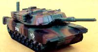 M1A1 Abrams USMC NATO Tank (Camouflage) (Assembled) 1/144 Pegasus