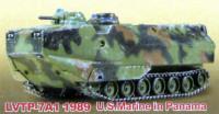 LVTP7A1 USMC 1989 Panama Tank (Assembled) 1/144 Pegasus