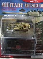 T72 Iraqi Tank w/KMT5 (Assembled) 1/144 Pegasus