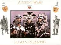 Ancient Wars Roman Infantry (16) 1/32 Call to Arms