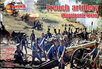 Napoleonic War French Artillery (16 & 4 Guns) 1/72 Mars
