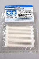 Extra Small Triangular Craft Cotton Swab Tip (50) Tamiya