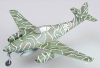 Messerschmitt Me262A1a 9K+HN of 5KG(J) Witzmann WWII (Built-Up Plastic) 1/72 Easy Model