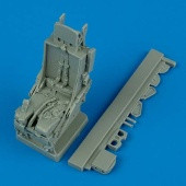 F-105 Thunderchief Ejection Seat w/Safety Belts 1/32 Quickboost
