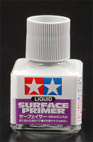Liquid Surface Primer 40ml Bottle Tamiya