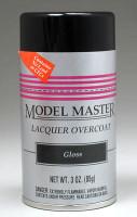 Gloss Lacquer Clear Overcoat Testors