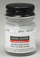Gray Primer Semi Gloss Testors